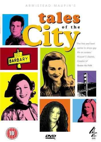 Tales Of The City - Series 1 [DVD] from Channel 4 DVD