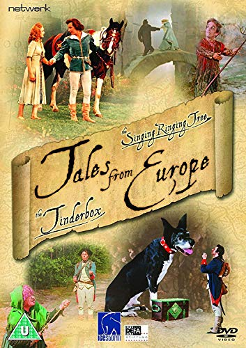 Tales from Europe: The Singing Ringing Tree and The Tinderbox [DVD] from Network