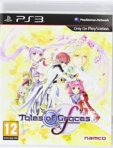 Tales of Graces f (PS3) from Namco Bandai