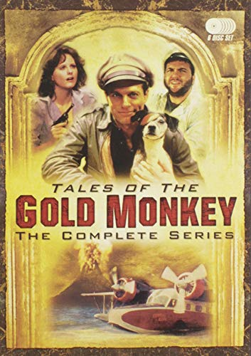 Tales of the Gold Monkey: Complete Series [DVD] [1982] [Region 1] [US Import] [NTSC] from Shout Factory