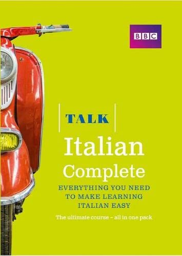 Talk Italian Complete (Book/CD Pack): Everything you need to make learning Italian easy from BBC Active