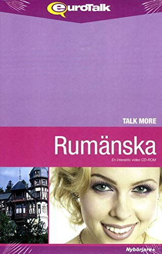 Talk More Romanian: Interactive Video CD-ROM - Beginners+ (PC/Mac) from EuroTalk Limited