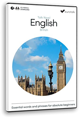 Talk Now English (PC/Mac) from EuroTalk