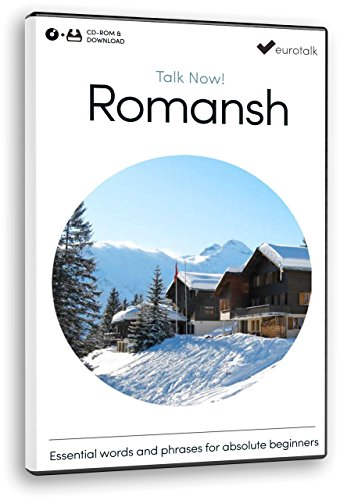 Talk Now Romansh (PC/Mac) from EuroTalk