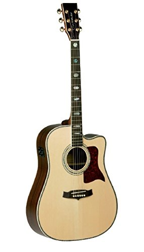 Tanglewood Acoustic tw1000ce-chitarra, Gloss Finish, Colour: Natural from Tanglewood