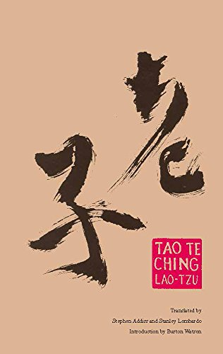 Tao Te Ching (Hackett Classics) from Hackett Publishing Co, Inc
