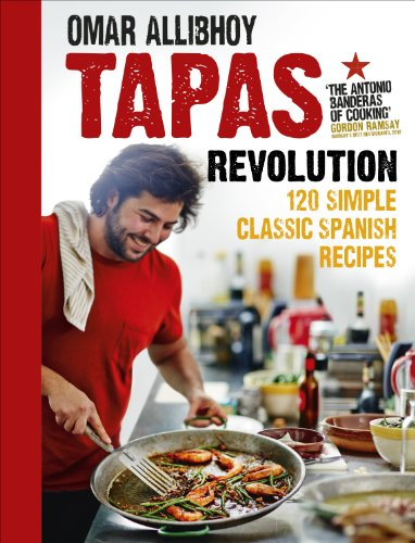 Tapas Revolution from Ebury Press