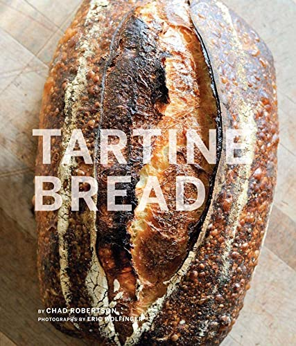 Tartine Bread: (Artisan Bread Cookbook, Best Bread Recipes, Sourdough Book) from Chronicle Books