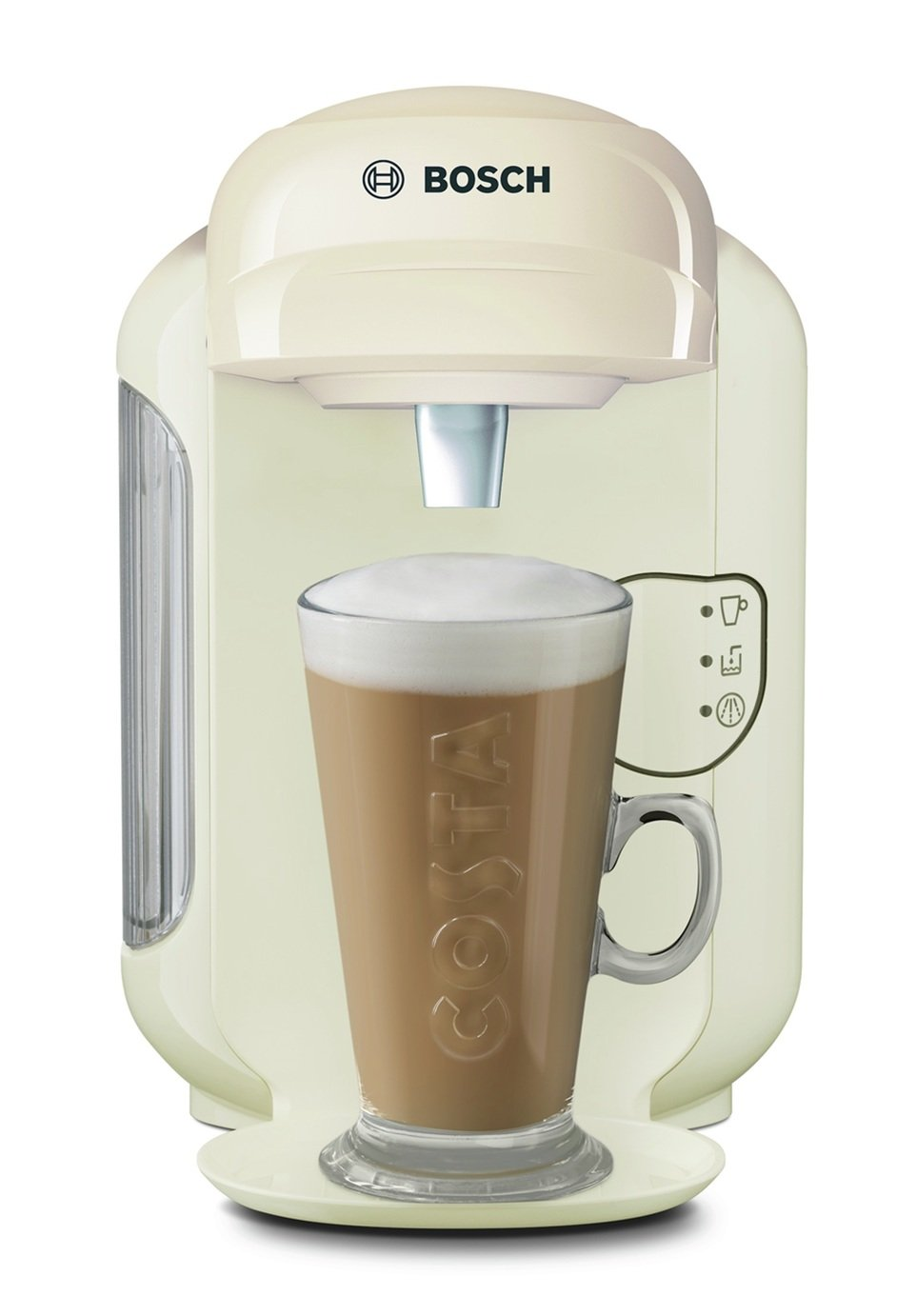 Tassimo by Bosch Vivy 2 Coffee Machine - Cream from Tassimo