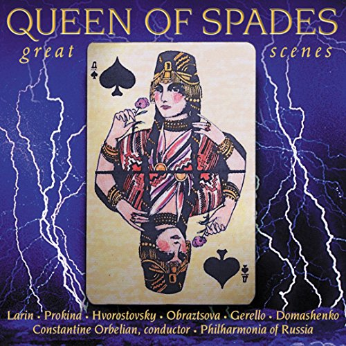 Tchaikovsky - Queen of Spades - Great Scenes from DELOS