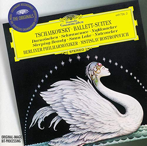 Tchaikovsky: Ballet Suites from DEUTSCHE GRAMMOPHON,THE ORIGINALS,DEUTSCHE GRAMMOPHON,BALLETTO,