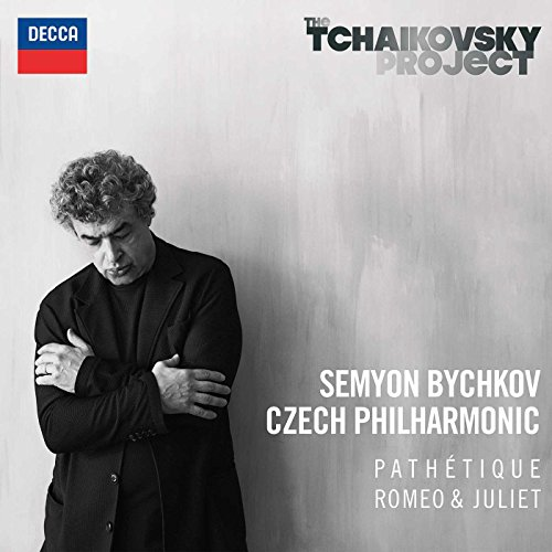 "Tchaikovsky: Symphony No.6 in B Minor - ""Pathétique""; Romeo & Juliet Fantasy Overture from DECCA,MUSICA SINFONICA,ROMANTICO,"