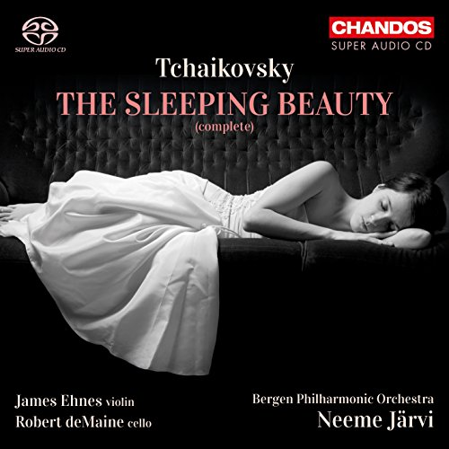 Tchaikovsky: The Sleeping Beauty (Neeme Järvi/ James Ehnes/ Bergen Philharmonic Orchestra) (Chandos: CHSA 5113(2)) from CHANDOS
