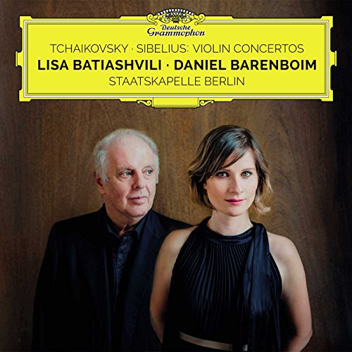 Tchaikovsky: Violin Concerto In D Major, Op. 35 / Sibelius: Violin Concerto In D Minor, Op. 47 from DEUTSCHE GRAMMOPHON,ROMANTICO,