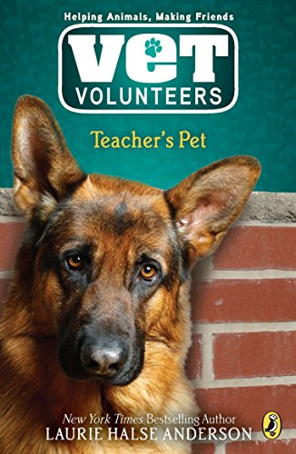 Teacher's Pet #7: 07 (Vet Volunteers (Quality)) from Puffin Books