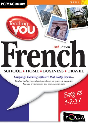 Teaching-You French 2nd Edition from Focus Multimedia Ltd