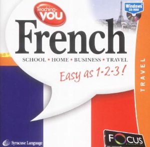 Teaching-you French (Syracuse Language) from Focus Multimedia Ltd
