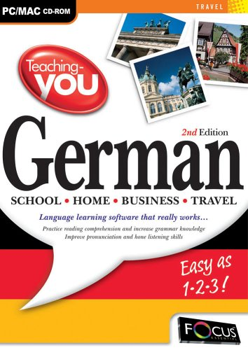 Teaching-you German 2nd Edition from Focus Multimedia Ltd