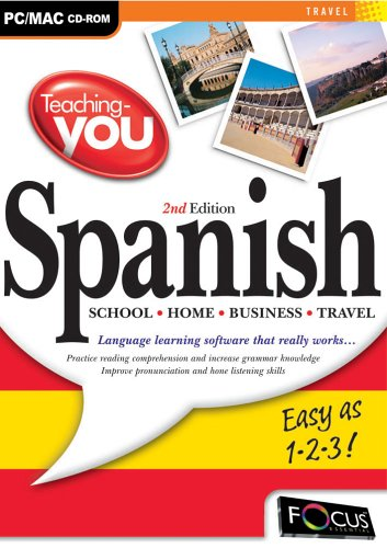 Teaching-you Spanish 2nd Edition from Focus Multimedia Ltd