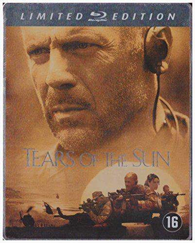 Tears of the Sun [ 2003 ] Limited Edition Steelbook [ Blu-Ray ] from Sony