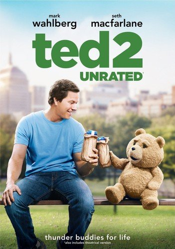Ted 2 [DVD] [2015] [Region 1] [NTSC] from Universal Studios