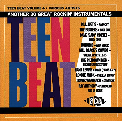 Teen Beat Vol.4 from ACE