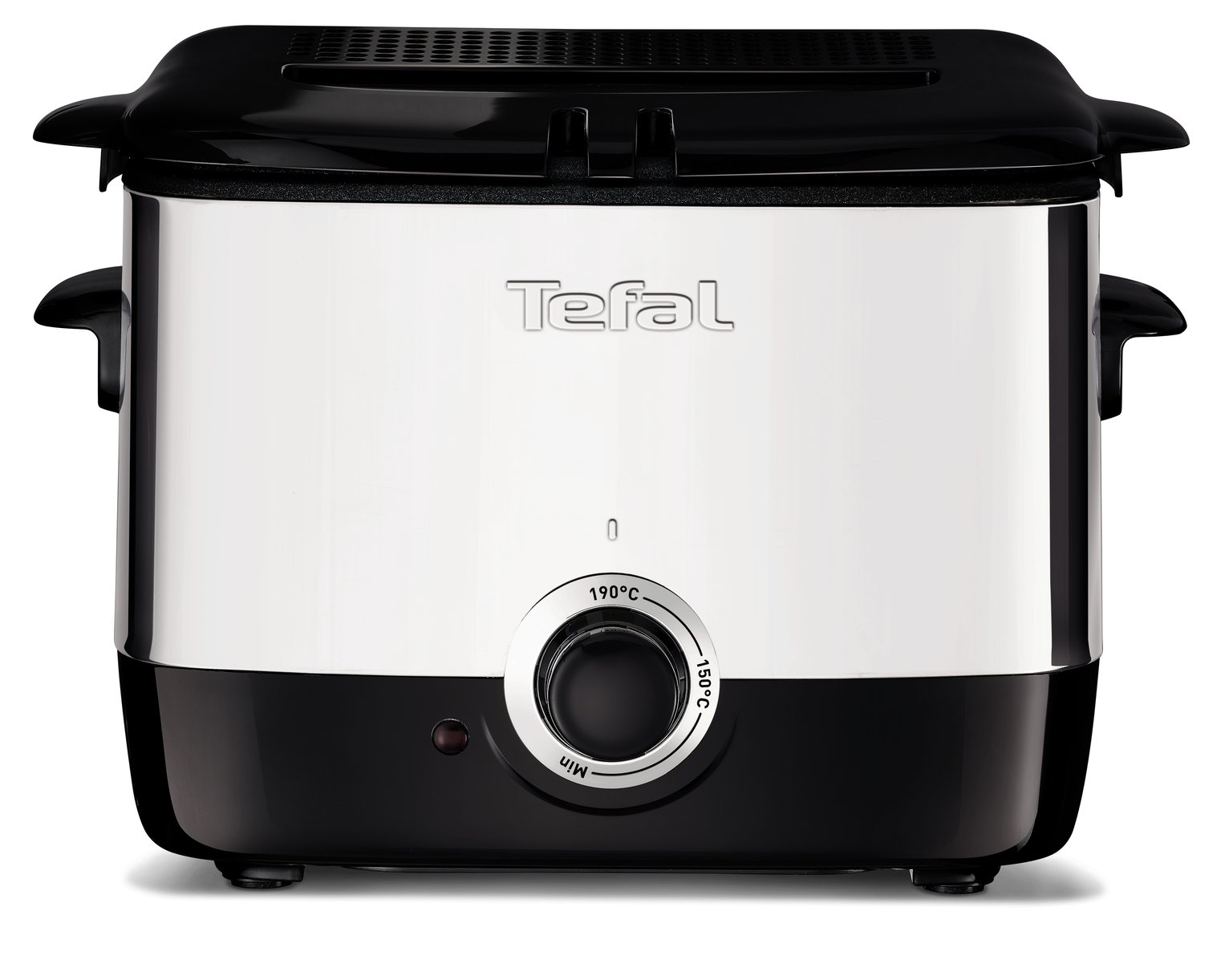 Tefal FF220040 Pro Mini Fryer - Stainless Steel. from Tefal