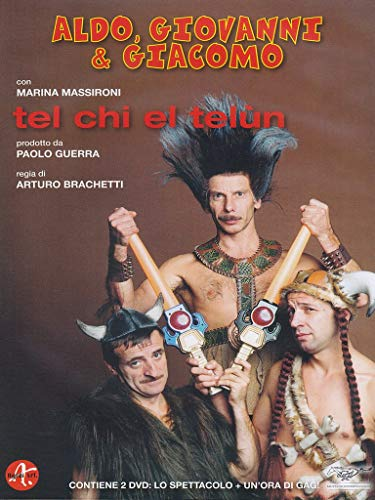 Tel Chi El Telun (2 Dvd) [Italian Edition] from Mustang Entertainment