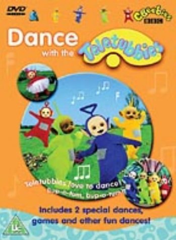 Teletubbies: Dance With The Teletubbies [DVD] [1997] from 2 Entertain Video