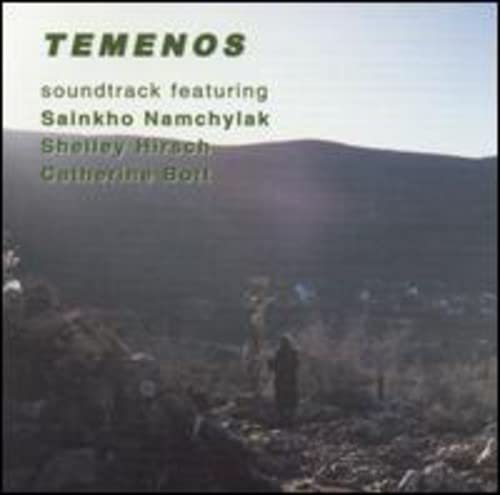 Temenos (OST) from Leo Records