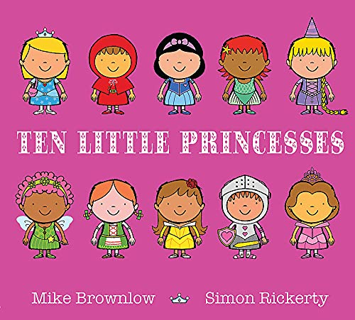 Ten Little Princesses from Orchard Books