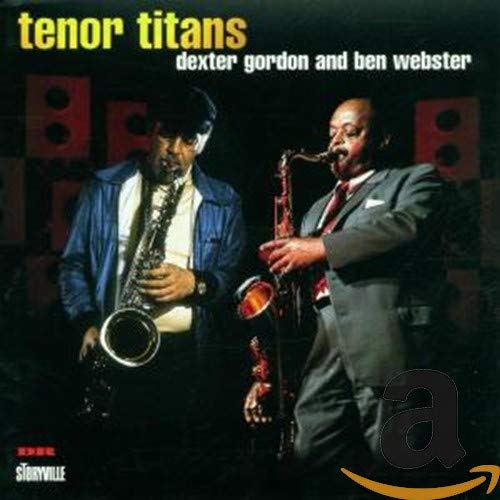 Tenor Titans from Storyville Records