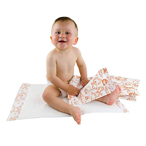 Teqler T-820500 Disposable Baby Underlays (50 per pack) from Teqler