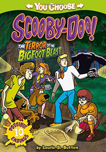 Terror of the Bigfoot Beast (You Choose Scooby-Doo!) from Stone Arch Books