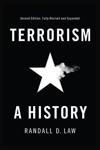 Terrorism: A History (Themes in History) from Polity Press
