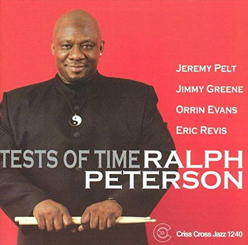 Test of Time from Criss Cross Jazz