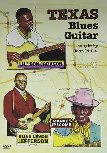 Texas Blues Guitar [DVD] from Music Sales