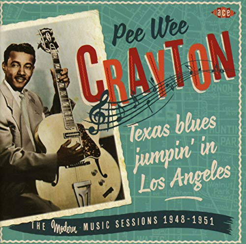 Texas Blues Jumpin' In Los Angeles ~ The Modern Music Sessions 1948-1951 from ACE