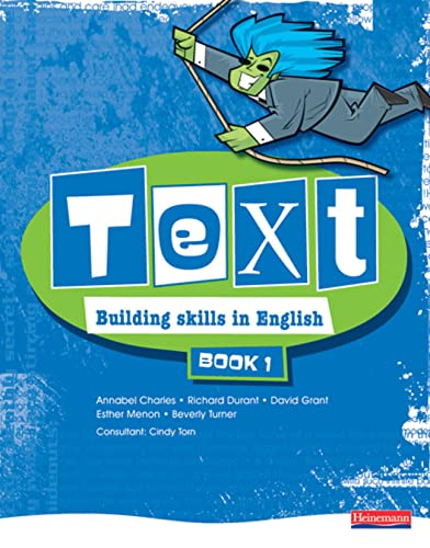 Text Building Skills in English 11-14 Student Book 1 from Heinemann