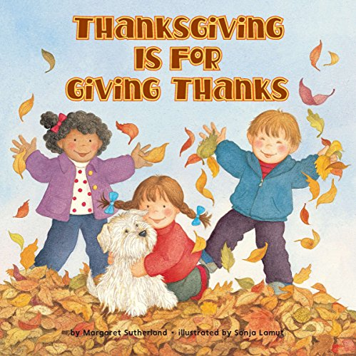 Thanksgiving Is for Giving Thanks (Reading Railroad Books) from Grosset & Dunlap