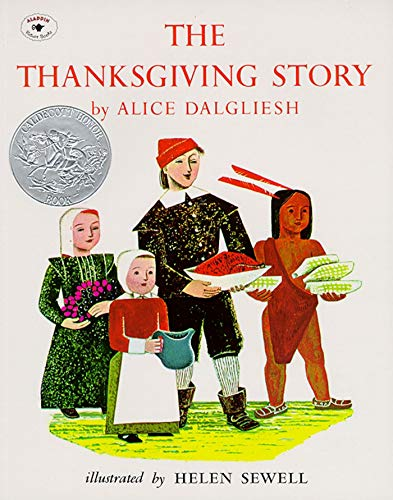The Thanksgiving Story from Aladdin Paperbacks
