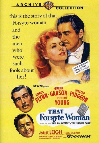 That Forsyte Woman [DVD] [1949] [Region 1] [US Import] [NTSC] from Warner Manufacturing