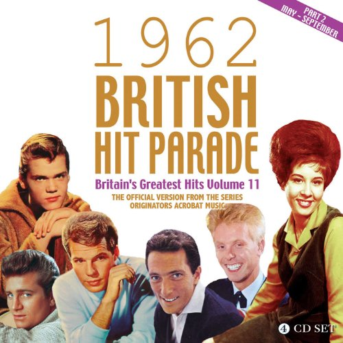 The 1962 British Hit Parade Part Two May - September