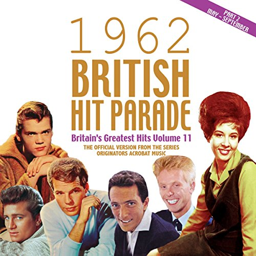 The 1962 British Hit Parade Part Two May - September from Acrobat