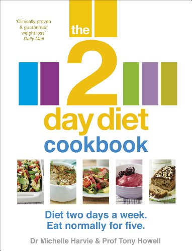 The 2-Day Diet Cookbook from Vermilion