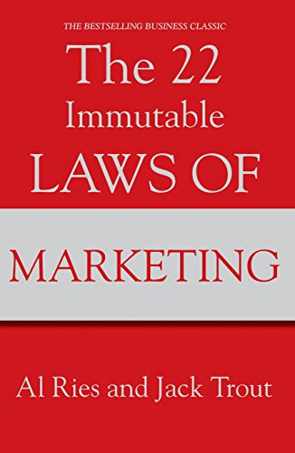 The 22 Immutable Laws Of Marketing from Profile Books