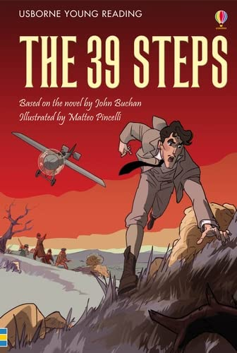 The 39 Steps (Young Reading Series 3) from Usborne Publishing Ltd