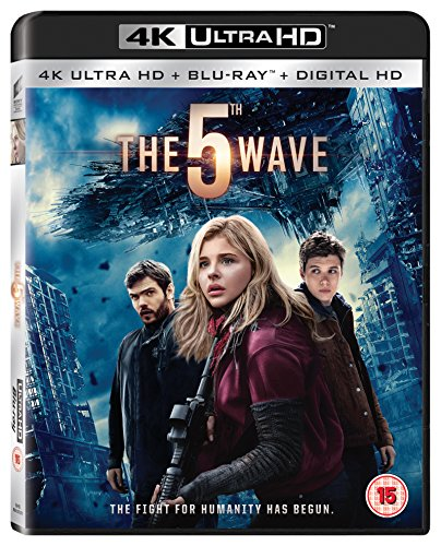 The 5th Wave [4K Ultra HD] [Blu-ray] [2016] [Region Free] from Sony Pictures Home Entertainment
