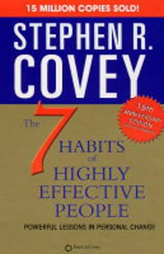 The 7 Habits of Highly Effective People from Simon & Schuster UK