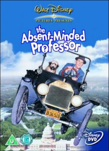 The Absent-Minded Professor [DVD] from Disney